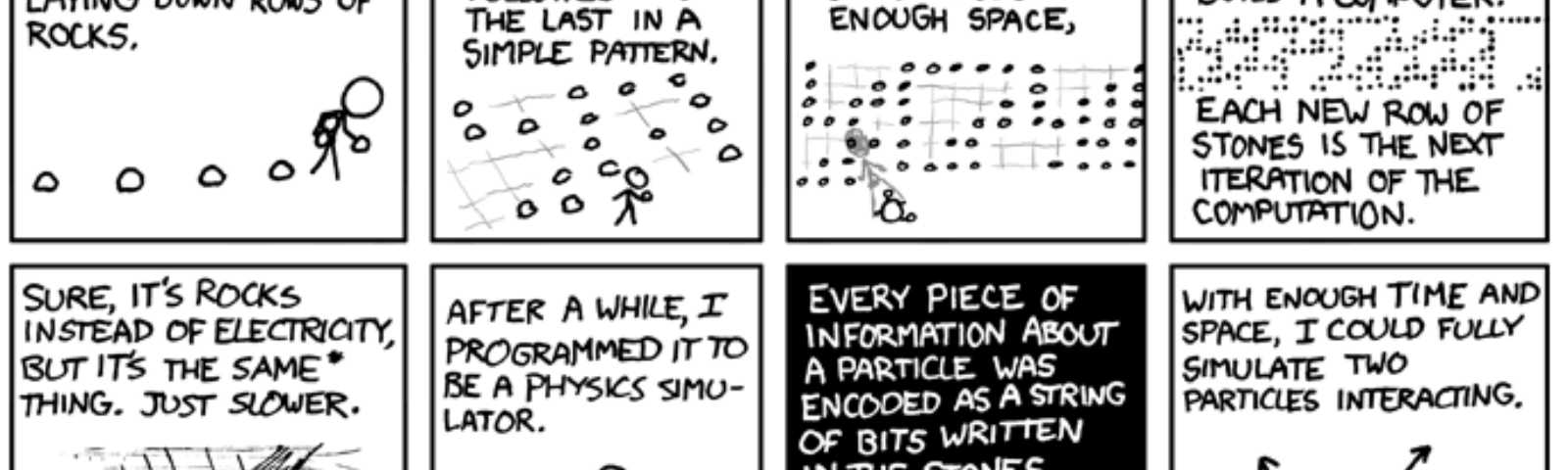Latest stories and news about Xkcd – Medium