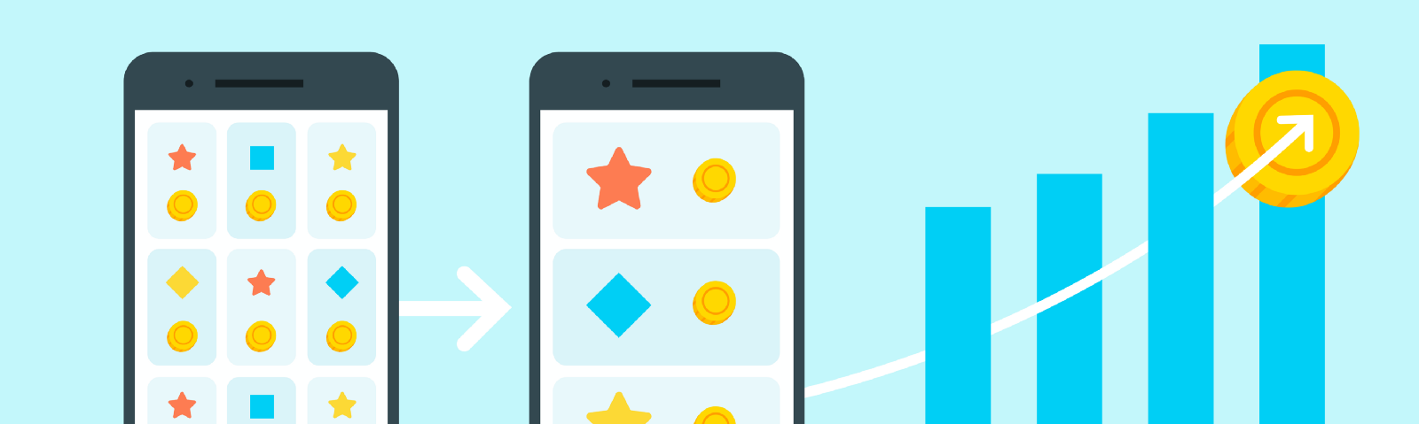 UX tips to optimize in-app purchases in games header