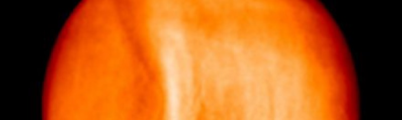 Giant Mystery Wave Spotted in Atmosphere of Venus