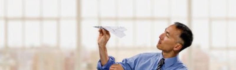Flying Problems and Solutions for Paper Airplanes