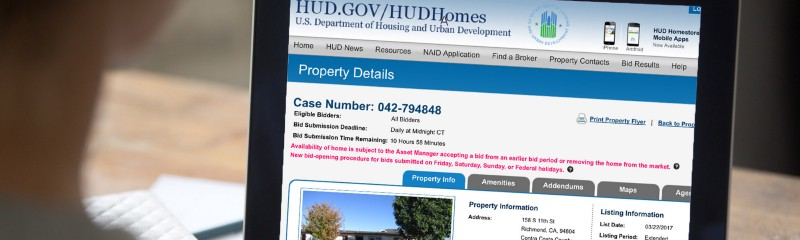 what is a hud home?