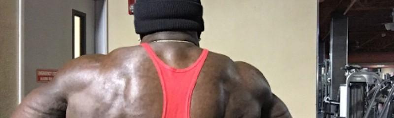Back Workout w/ Kali Muscle