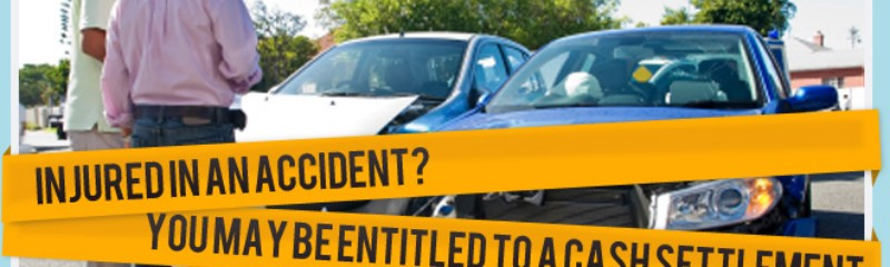 Motor Vehicle Accidents Lawyer