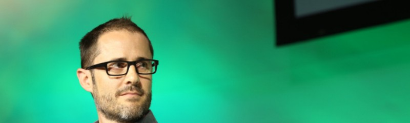 Medium CEO and Twitter co-founder Ev Williams.