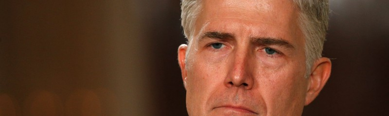 Here are a few clues on how a Supreme Court Justice Neil Gorsuch would vote on immigration reform