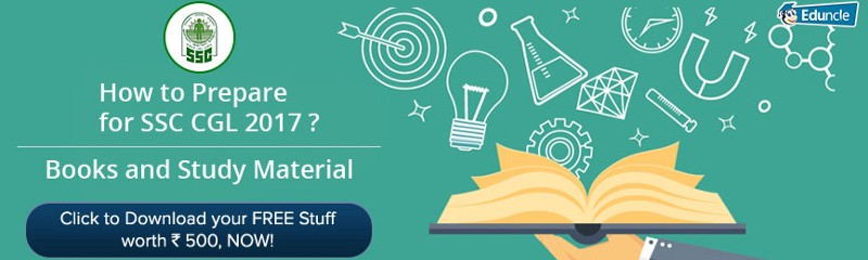 How to prepare ssc cgl 2017 exam