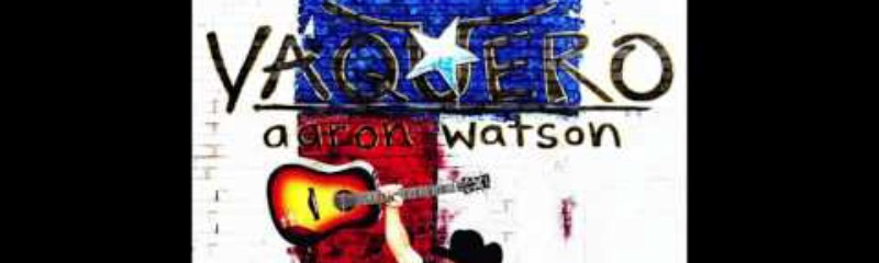 Aaron Watson - Big Love In A Small Town (Official Audio)