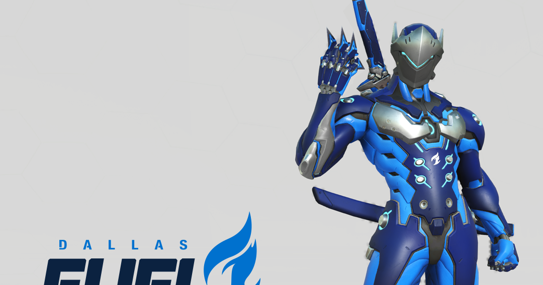 overwatch league announces the dallas fuel hollywood com esports