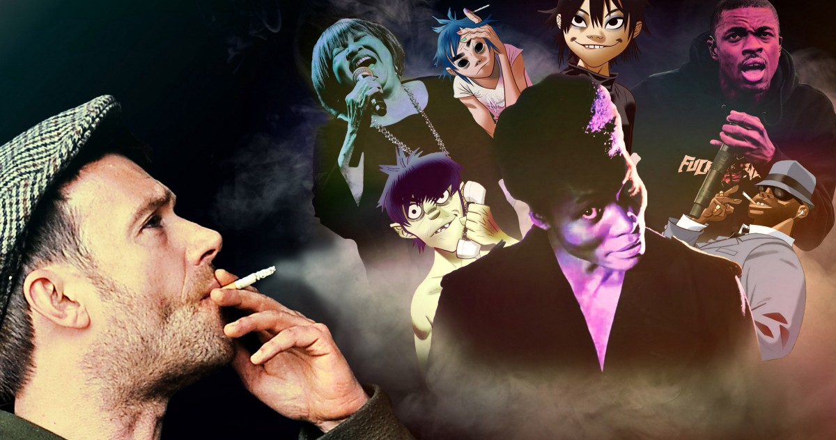 The New Gorillaz Album Is a Party on the Edge of Oblivion