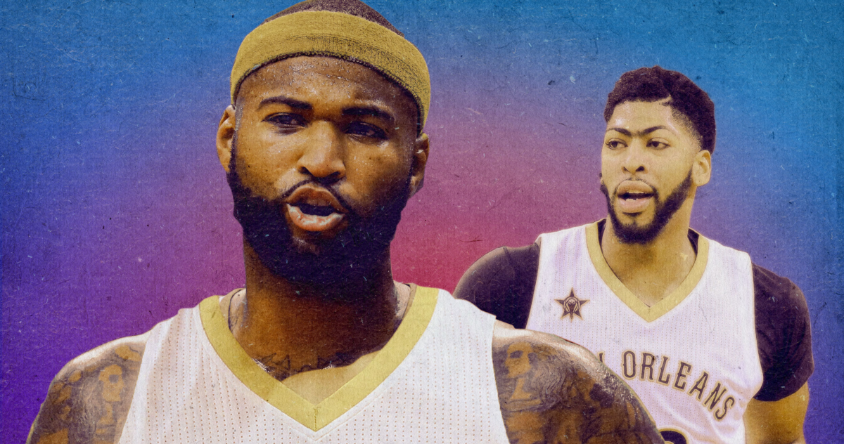 theringer.com - Danny Chau - How Will the Pelicans Use Davis and Cousins Together?