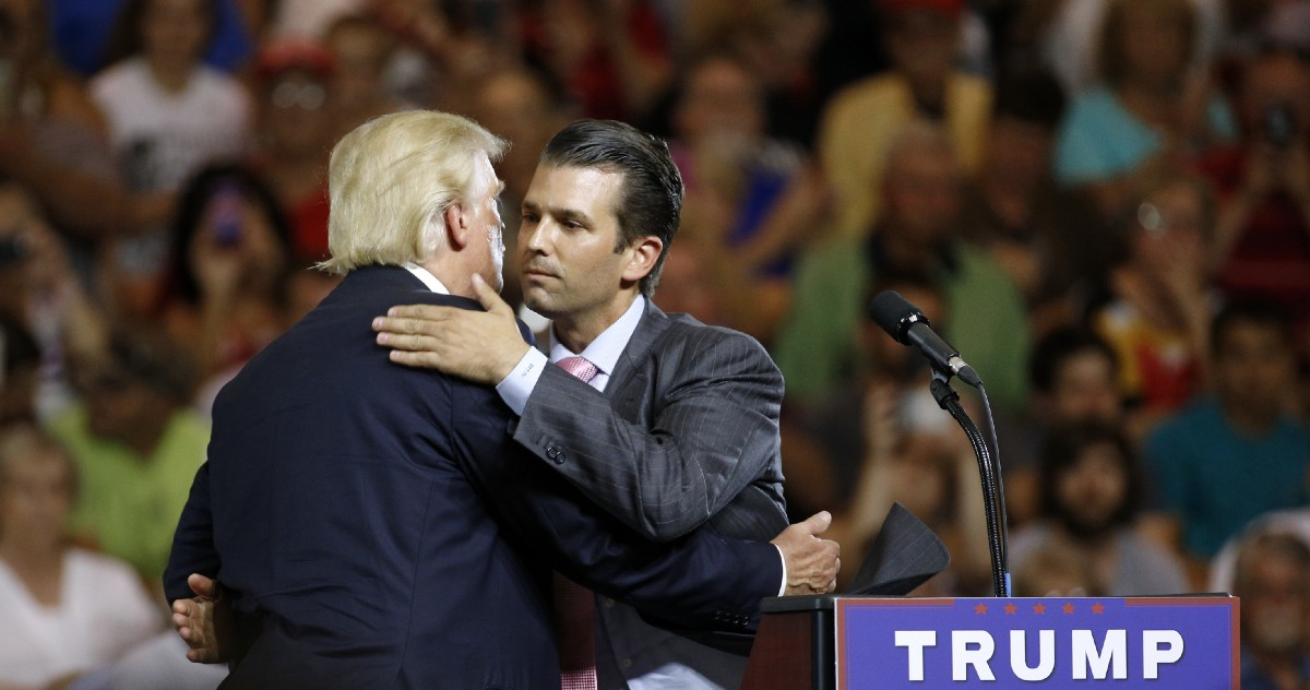 6 lies we were told about Trump Jr's meeting with a ...