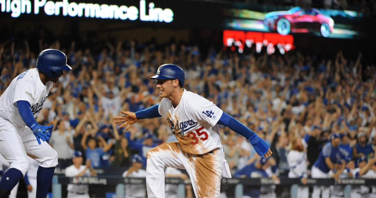 Bellinger named NL Rookie of the Year – Dodger Insider