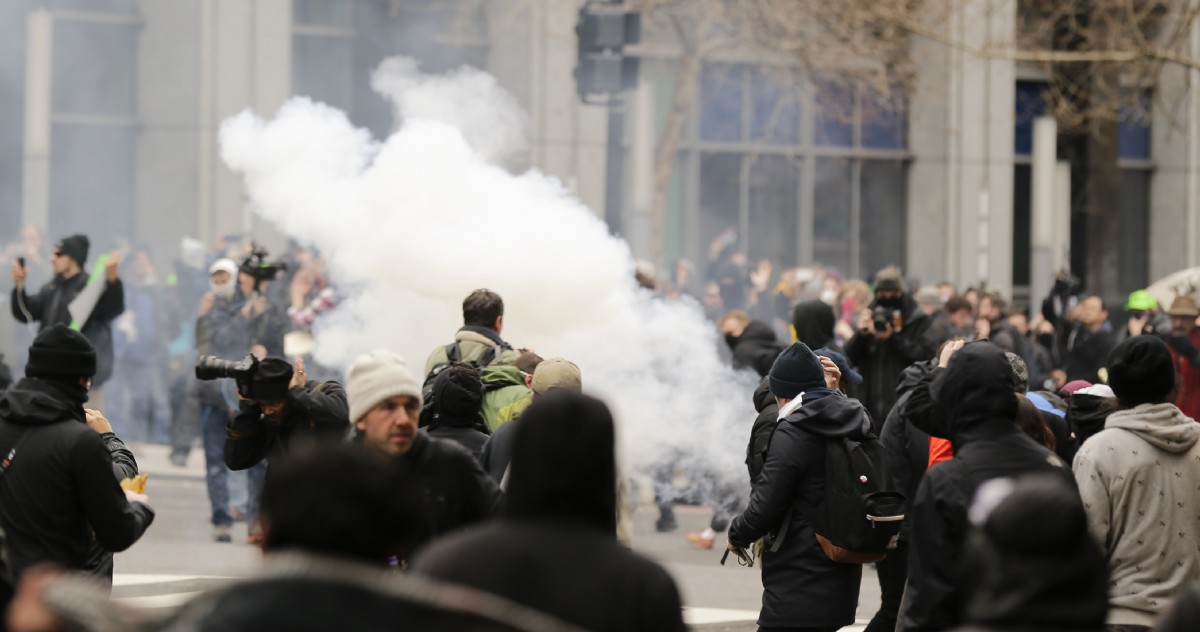 thinkprogress.org - DC cops used 'rape as punishment' after Inauguration Day mass arrests, lawsuit says