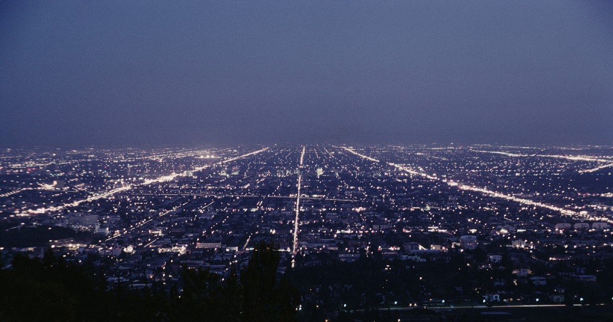 Smog Check History >> During a 1994 blackout, L.A. residents called 911 when they saw the Milky Way for the first time