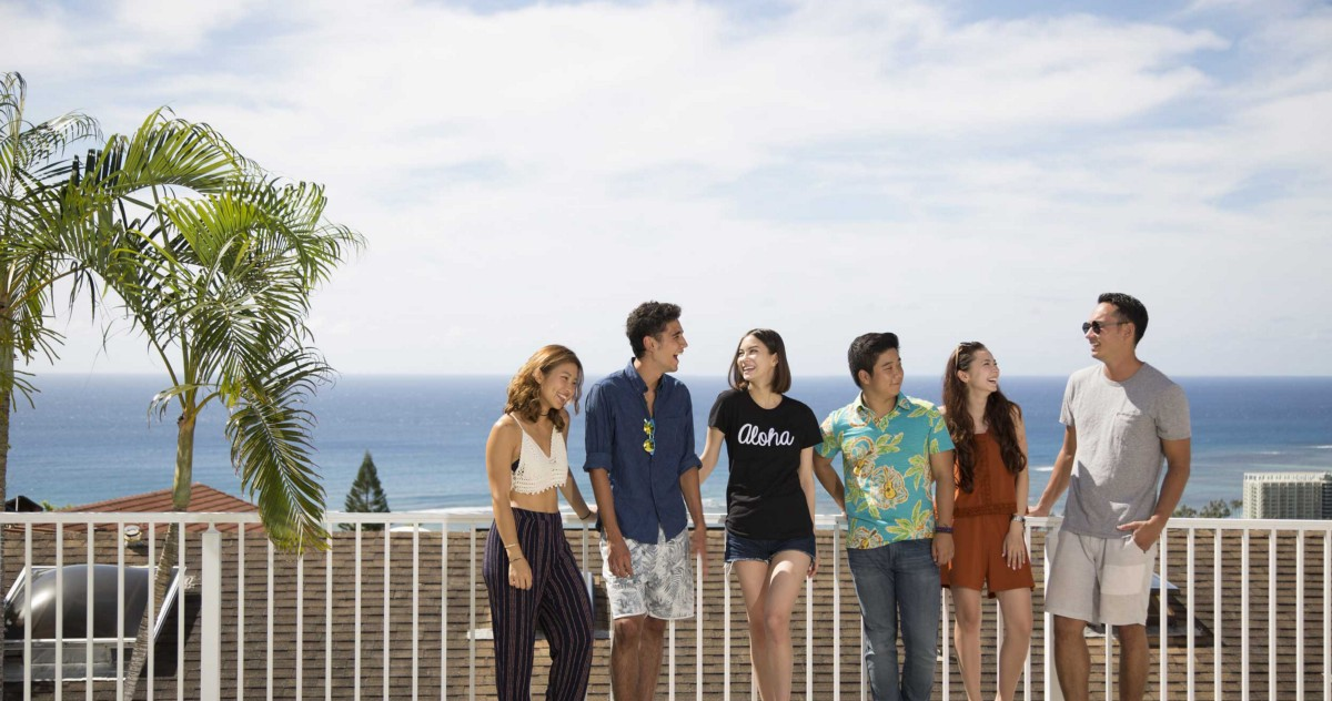 What makes japanese show terrace house a delightful for Terrace netflix