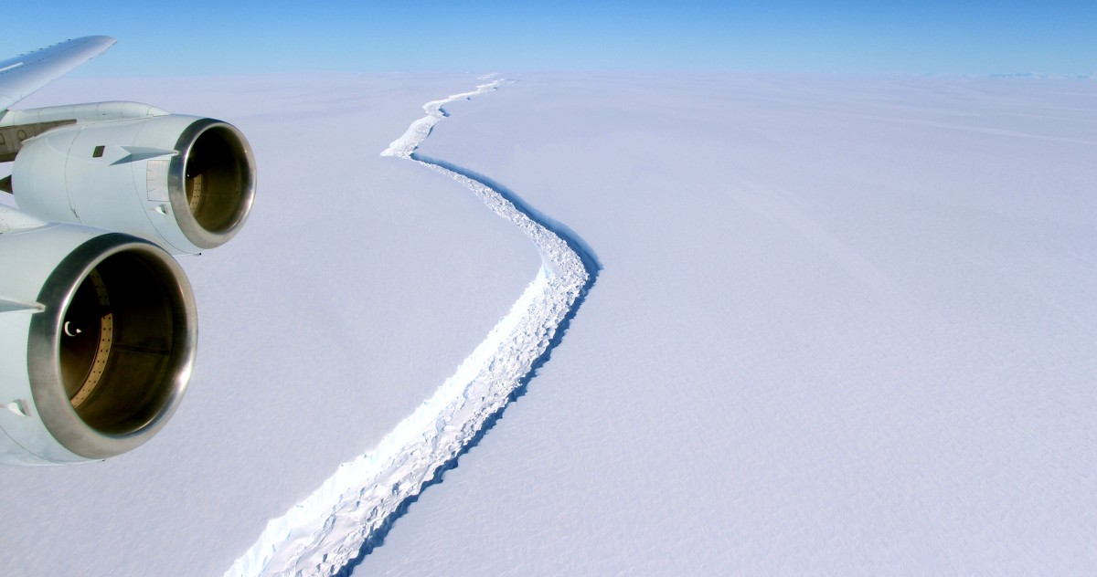 Rapid warming and disintegrating polar ice set the stage for 'societal collapse'