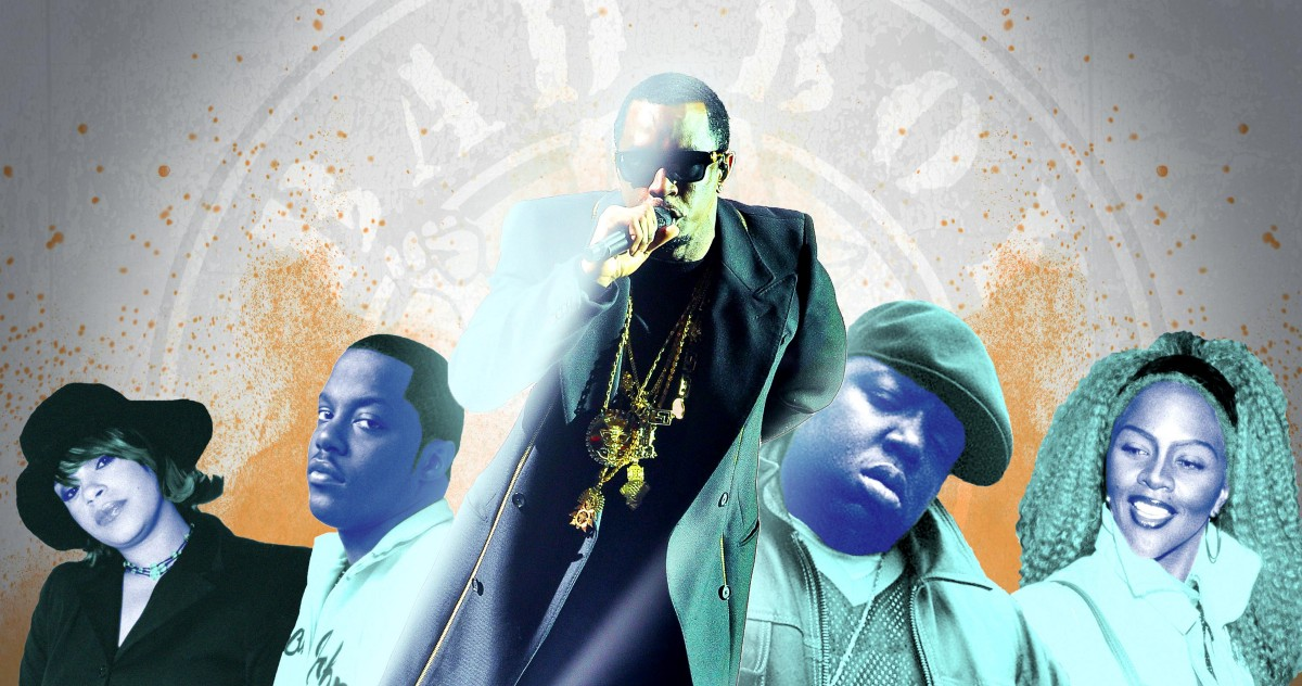 The New Bad Boy Records Documentary Plays It Safe   The Ringer