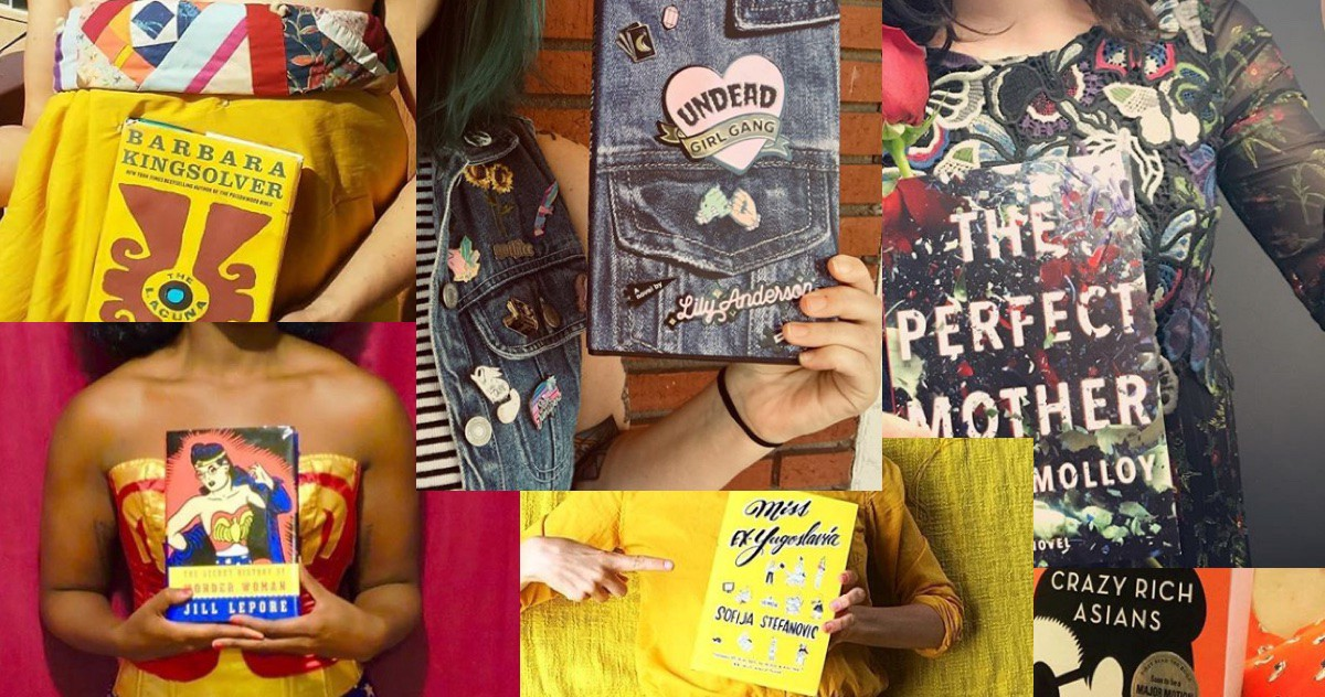 The Best Literary-Inspired Outfits from #DressLikeABook