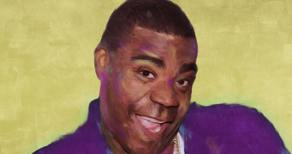Tracy Morgan Talks Life, Death, and 'Staying Alive' | The Ringer