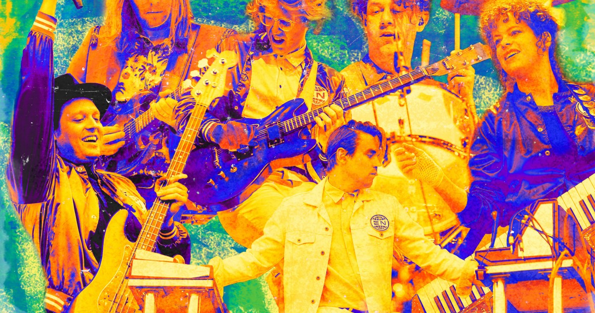 Arcade Fire Is Finally, Officially Too Much