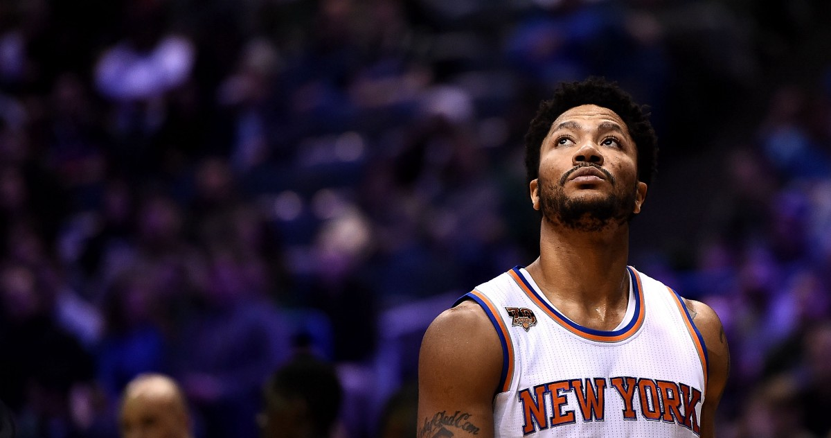 The Knicks Are Falling Apart
