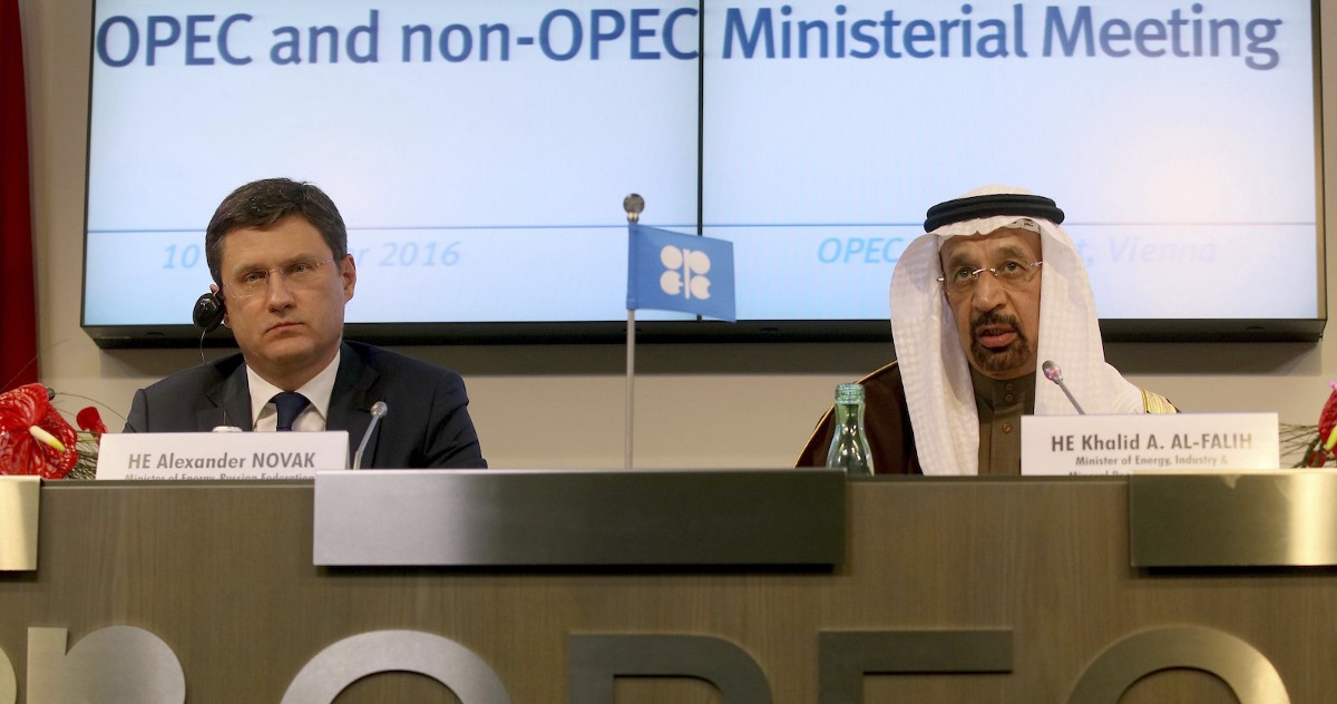 Saudis see writing on the wall, move to get economy off oil before it's too late