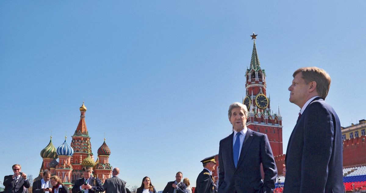 Mcfaul And Putin The Backstory Stanford Magazine Medium