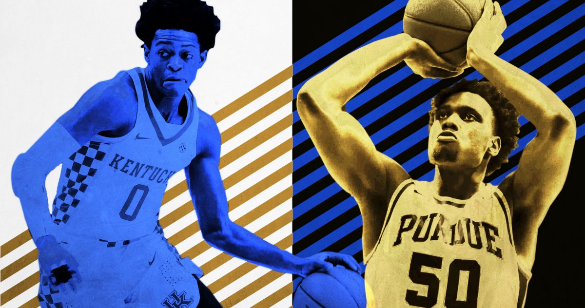 Kentucky Basketball Roster Power Rankings Offseason: College Basketball Power Rankings: There Are Two Versions