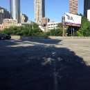 Downtown Atlanta's parking excess on display
