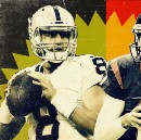 Brock Osweiler vs. Connor Cook: The Worst QB Playoff Matchup Ever