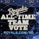 Royals Announce Special All-Time Team Fan Vote