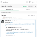 Next-level searching in Slack