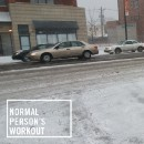 A Fitness Guide for People With No Free Time (and Who Are Stuck in a Snowstorm)