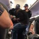 United Airlines passenger brutally dragged from plane for no good reason