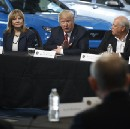 Trump team claims credit for jobs at Ford that were negotiated by a union