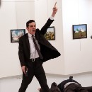 Photographing an assassination