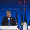 Macron's delusion about bringing Trump back into the Paris climate agreement