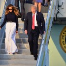 Trump headed to Mar-a-Lago for third straight weekend, obliterating campaign promise