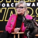 How Carrie Fisher Made Fame Her Own