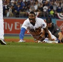 Dodger offense packs early punch in Game 1 win