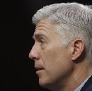 While Gorsuch was testifying, the Supreme Court unanimously said he was wrong