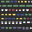 The new Map Icon Editor