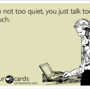 Don't overlook the quiet voices and contributions