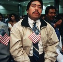 The faces of immigrants becoming citizens are what the American dream is all about