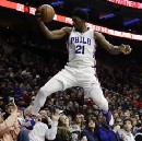 Joel Embiid Sacrificed His Body (but Not His Stat Line) for a Win