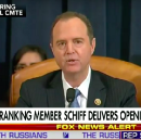 Rep. Adam Schiff's short speech crisply lays out the evidence connecting Trump and Russia