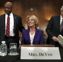 Senator tries to paper over lack of ethics transparency for Trump Education pick