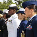 Moving Out on Women-in-Service