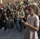 Jason Chaffetz has no response for a little girl who asked if he believes in science
