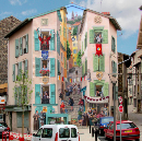 This French Artist Transforms Blank Walls Into 3D Stories